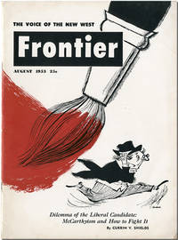 FRONTIER  THE VOICE OF THE NEW WEST