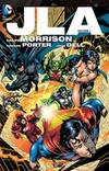 image of JLA: The Deluxe Edition, Vol. 1