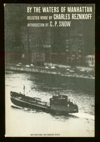 San Francisco: New Directions, 1962. Softcover. Near Fine. First edition. Advance Review copy with p...