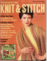 image of Woman's Day Knit & Stitch #12
