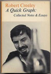 creeley collected essays Find great deals on ebay for robert creeley  the collected prose of robert creeley 1st edition thus  collected notes & essays robert creeley.