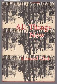 image of All Things New - An Anthology