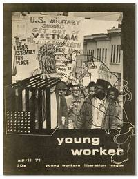 Young Worker. Issue for April, 1971 by  ed  Roque - Paperback - First Edition - 1971 - from Lorne Bair Rare Books and Biblio.com