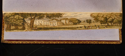 London: Printed for Taylor and Hessey, 1820. A Superb Contemporary Fore-Edge Painting by Taylor & He...