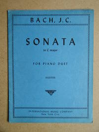 Sonata in C Major for Piano Duet.