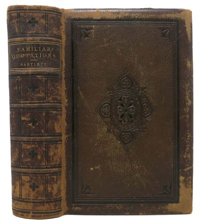 Boston: Little Brown and Company, 1877. Seventh edition. Original publisher's deluxe full leather bi...
