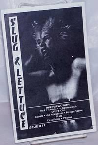 image of Slug_Lettuce: Issue #1