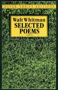 Whitman: Selected Poems (Dover Thrift Editions)