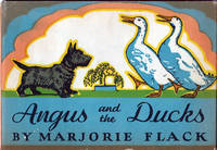 Angus and the Ducks by  Marjorie Flack - Hardcover - Early Printing - 1943 - from E M Maurice Books, LLC, ABAA and Biblio.com