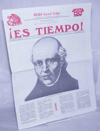 image of ¡Es Tiempo!  A bilingual publication serving northern Santa Clara County.  Vol. 1 No. 3, September 16, 1971