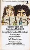 SPYS by T Robert Joyce  - Paperback  - (Film/TV tie-in)  - 1974  - from Sugen & Co. (SKU: 003714)