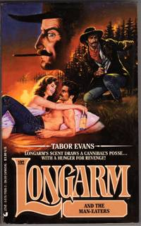image of LONGARM AND THE MAN-EATERS , #192