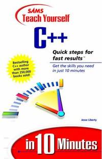 C++ by Chris Perry; Jesse Liberty - Paperback - 1999 - from ThriftBooks (SKU: G067231603XI4N00)
