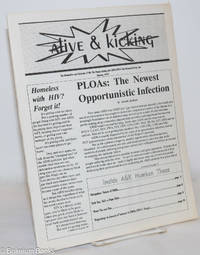 image of Alive & Kicking: the newsletter & calendar of We the People Living With AIDS/HIV of the Delaware Valley; #3, January, 1992: PLOAs: the newest opportunistic infection