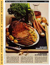 image of McCall's Cooking School Recipe Card: Meat 17 - Beef A La Mode (Replacement  McCall's Recipage or Recipe Card For 3-Ring Binders)