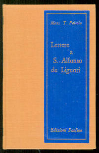 Lettere A S. Alfonso De Liguori : Ripa, Sportelli, Crostarosa (Italian  text)