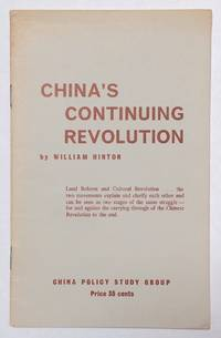 image of China's continuing revolution