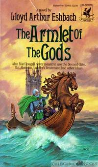 The Armlet of the Gods by  Lloyd Arthur Eshbach - Paperback - First Edition - 1986 - from Kayleighbug Books (SKU: kb008710)