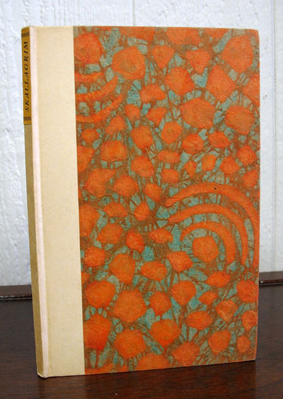 (n.p.): Privately Printed (by William Rudge), 1925. 1st ed (Haas 116; OUP 348). Faux vellum spine wi...