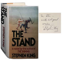 The Stand by  Stephen King - Signed First Edition - 1978 - from Carpetbagger Books and Biblio.com