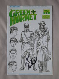 The Green Hornet, Issue #1 (Diamond Retailers Summit, Sketch Edition)
