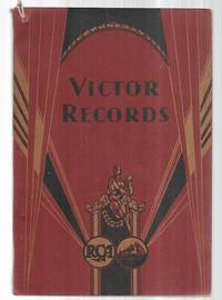 Complete Catalog of Victor Records 1939-1940