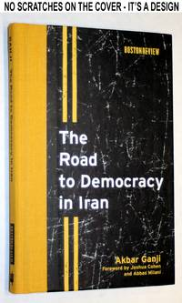Road to Democracy in Iran by Akbar Ganji - Signed First Edition - 2008 - from Zikorn (SKU: 48)