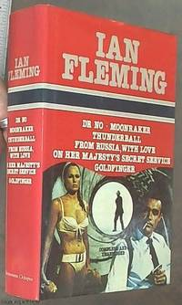 Dr No; Moonraker; Thunderball; From Russia With Love; On Her Majesty's Secret Service; Goldfinger