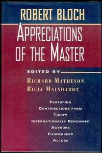 Robert Bloch: Appreciations of the Master