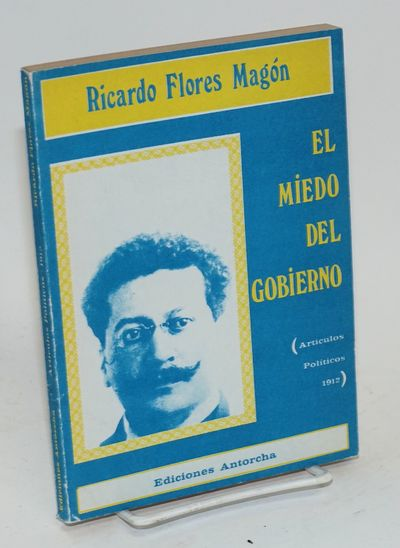 Mexico City: Ediciones Antorcha, 1981. Paperback. 190p., text in Spanish, one of 2,000 copies, very ...