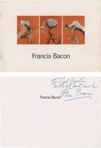 Signed Booklet
