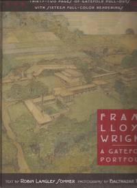 image of Frank Lloyd Wright: A Gatefold Portfolio