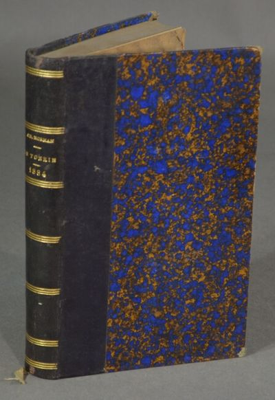 Paris: Hinrichsen et cie, 1884. First edition in French, 12mo, pp. vi, 318, ; very good in contempor...