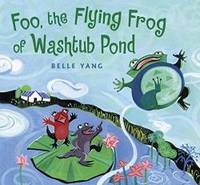 image of Foo, the Flying Frog of Washtub Pond