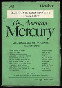 The American Mercury: October 1935