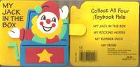 My Jack in the Box Playmore Toybook Pals  Foam Board Book