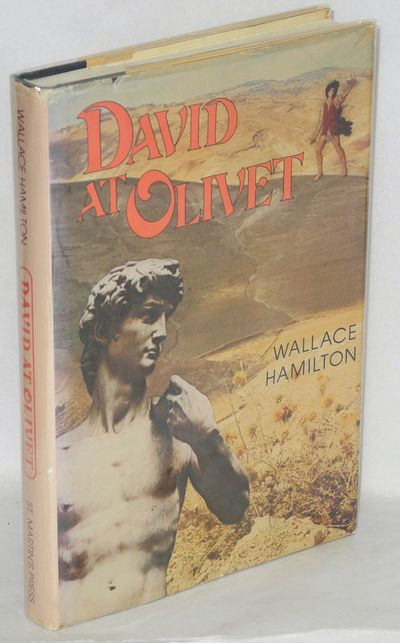 New York: St. Martin's Press, 1979. Hardcover. 202p., very good first edition in quarter-cloth board...
