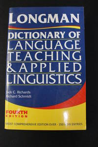 Longman Dictionary of Language Teaching and Applied Longuistics