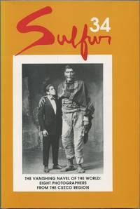 image of Sulfur 34: A Literary Bi-Annual of the Whole Art: Spring 1994, Vol. XIII, #2