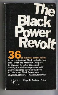 THE BLACK POWER REVOLT