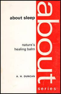 About Sleep: Nature's Healing Balm