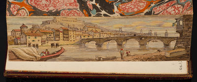 Paris: E Prelis Fratrum Mame, 1808. With a Fine Fore-Edge Painting of Verona, Italy by the