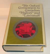 The Oxford Companion to Canadian History and Literature
