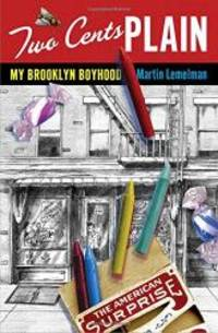 image of Two Cents Plain: My Brooklyn Boyhood
