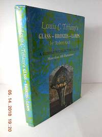 image of Louis C. Tiffany's glass-bronzes-lamps;  A complete collector's guide