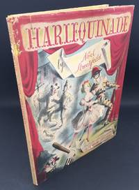 Harlequinade (Illustrated With Lithographs By Clarke Hutton)