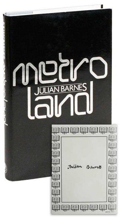 London: Jonathan Cape, 1980. First UK Edition. Hardcover. First Impression. Octavo; gray cloth, with...