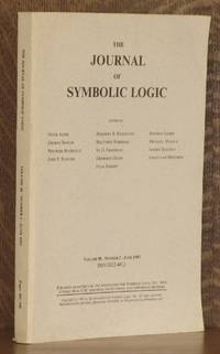 THE JOURNAL OF SYMBOLIC LOGIC, VOLUME 58, NUMBER 2, JUNE 1993