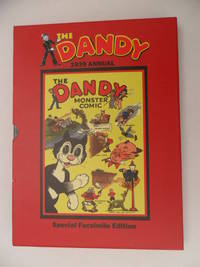 The Dandy Monster Comic (facsimile of the 1939 Dandy Annual).
