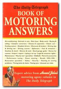 image of The Daily Telegraph Book Of Motoring Answers